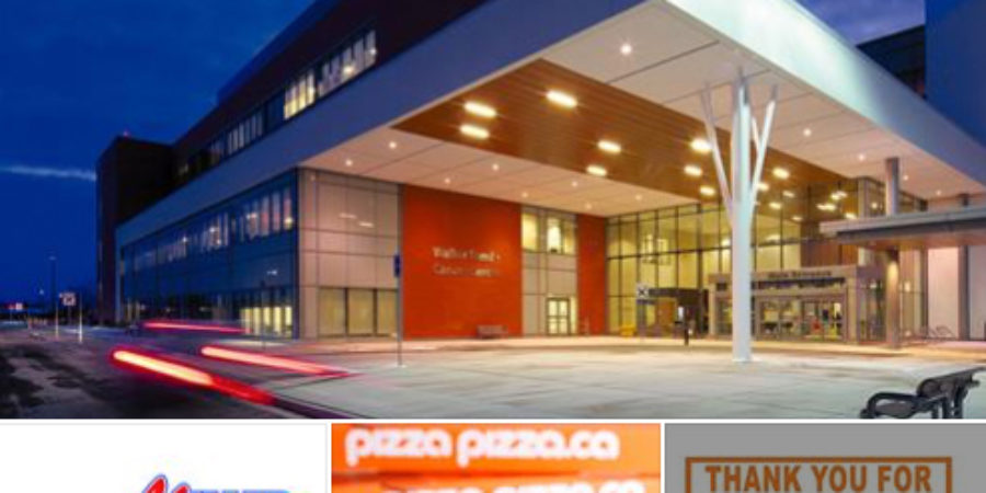 Miller DKI Sends Pizza Delivery to Niagara Health Systems