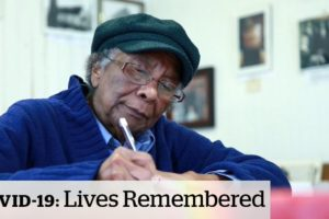 Tribute to Wilma Morrison aired during National News on CBC