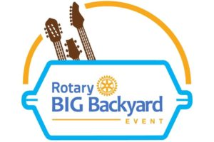 Get Ready for the Rotary BIG Backyard Event