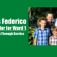 Meet James Federico, Candidate for Ward One