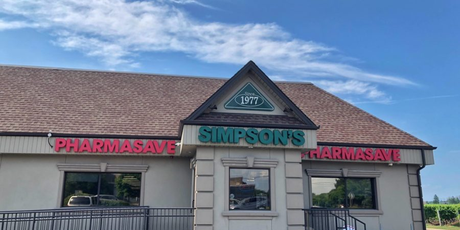 Simpsons Pharmacy: An update about Flu Shots and Asymptomatic COVID-19 testing