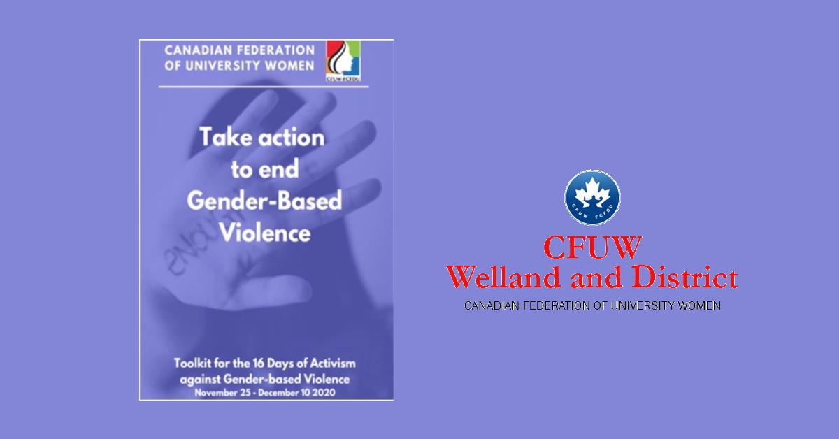 The 16 Days of Activism against Gender-Based Violence