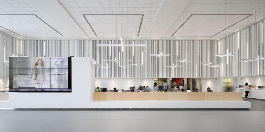 Niagara-on-the-Lake Campus hub wins Interior Design Award of Excellence
