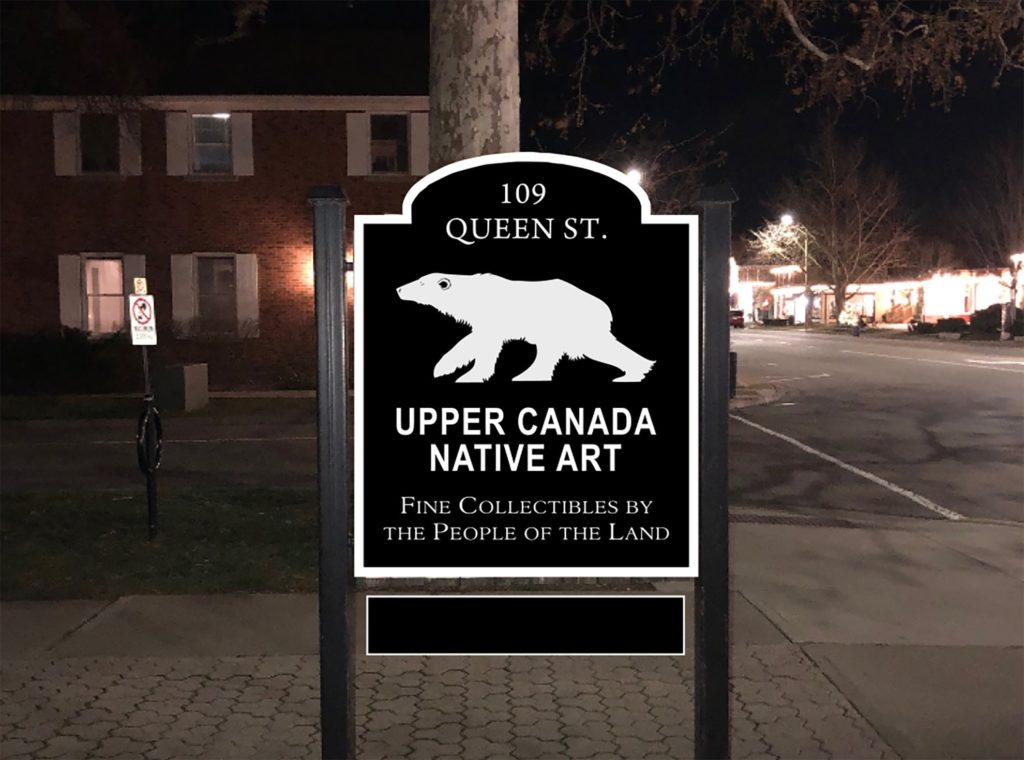 #LiveLoveLocal SHOUT OUT: Upper Canada Native Art Gallery