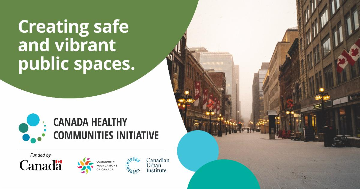 NCF takes part in Canada Healthy Communities Initiative