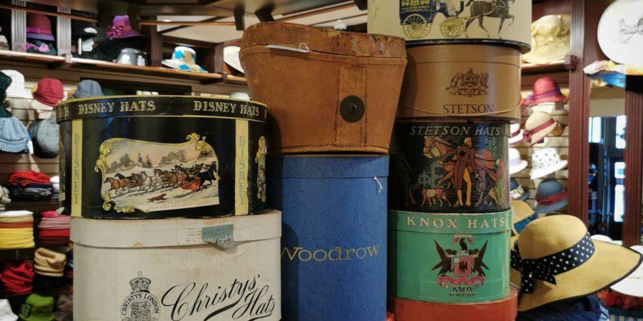 BeauChapeau Introduces 'Vintage Vault'