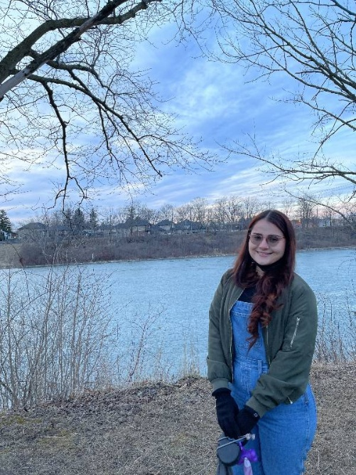 Colombian student goes the distance to win Ontario Remembrance Scholarship