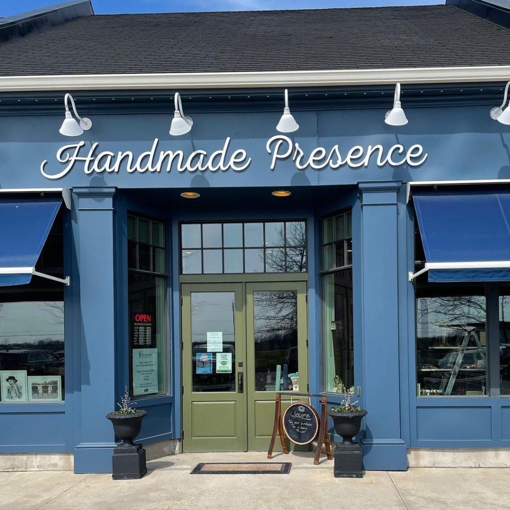 Handmade Presence: Local Business Update