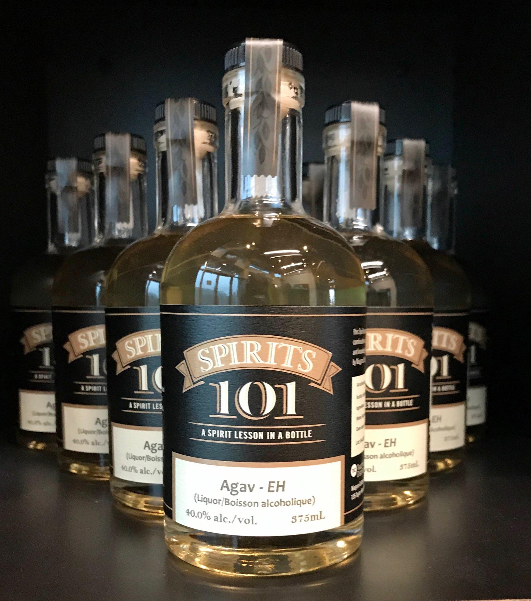 Niagara College Teaching Distillery unveils quartet of unique student-made spirits