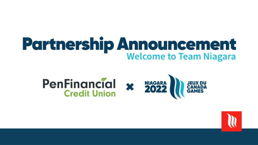 PenFinancial Announces Partnership with 2022 Canada Games