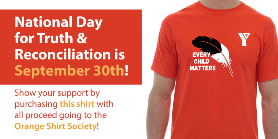 Order Your Orange Shirt for National Day for Truth and Reconciliation