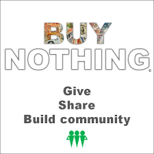 Announcing Buy Nothing Group for Pelham Residents