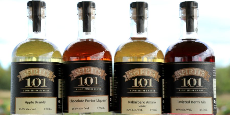 New student-made spirits include a few firsts for Niagara College Teaching Distillery
