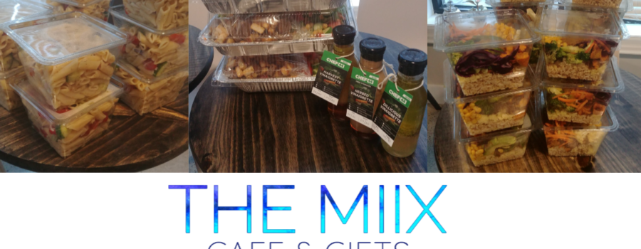 The Miix Cafe Serving Up Donated Meals to Frontline Workers