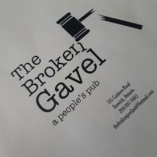 The Broken Gavel