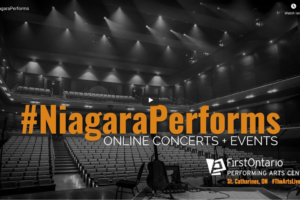 New artists announced for #NiagaraPerforms