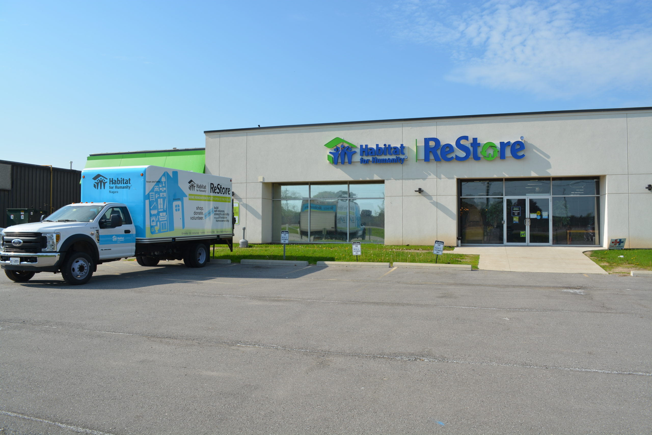 Habitat Niagara Reopens Grimsby Restore As Part Of Phased Approach