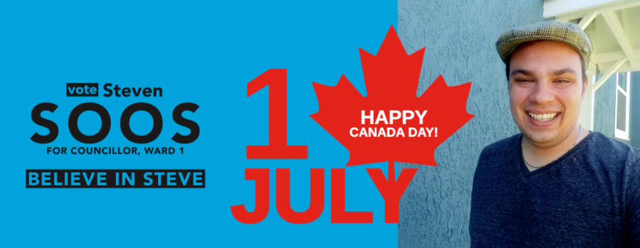 Happy Canada Day Pelham!