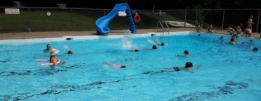 Keep Cool at the Pelham Public Pool!