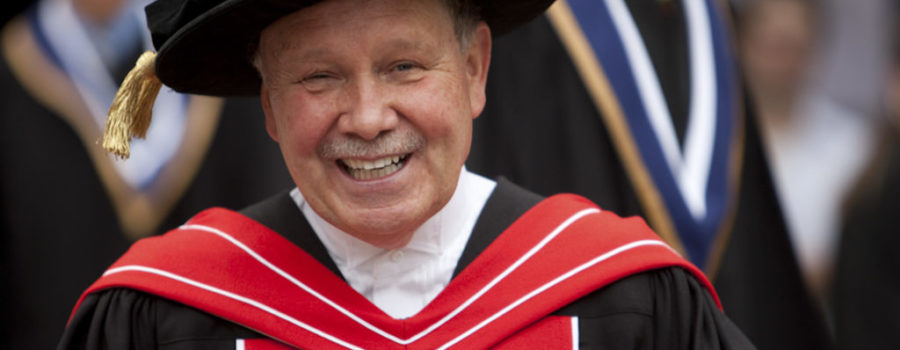 Former NC president Dan Patterson named President Emeritus; contributions to post-secondary sector recognized with national award
