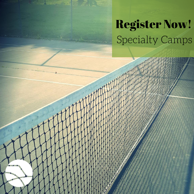 Specialty Camp Spaces Available