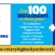 Order Your Takeout for Rotary BIG Backyard Event This Weekend!