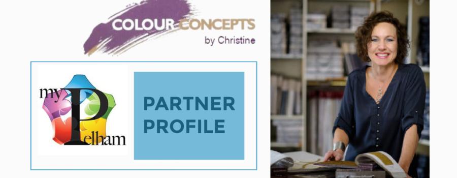 myPelham Partner Profile: Colour Concepts by Christine
