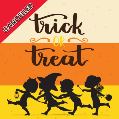 CANCELLED: Seaway Mall Trick or Treat