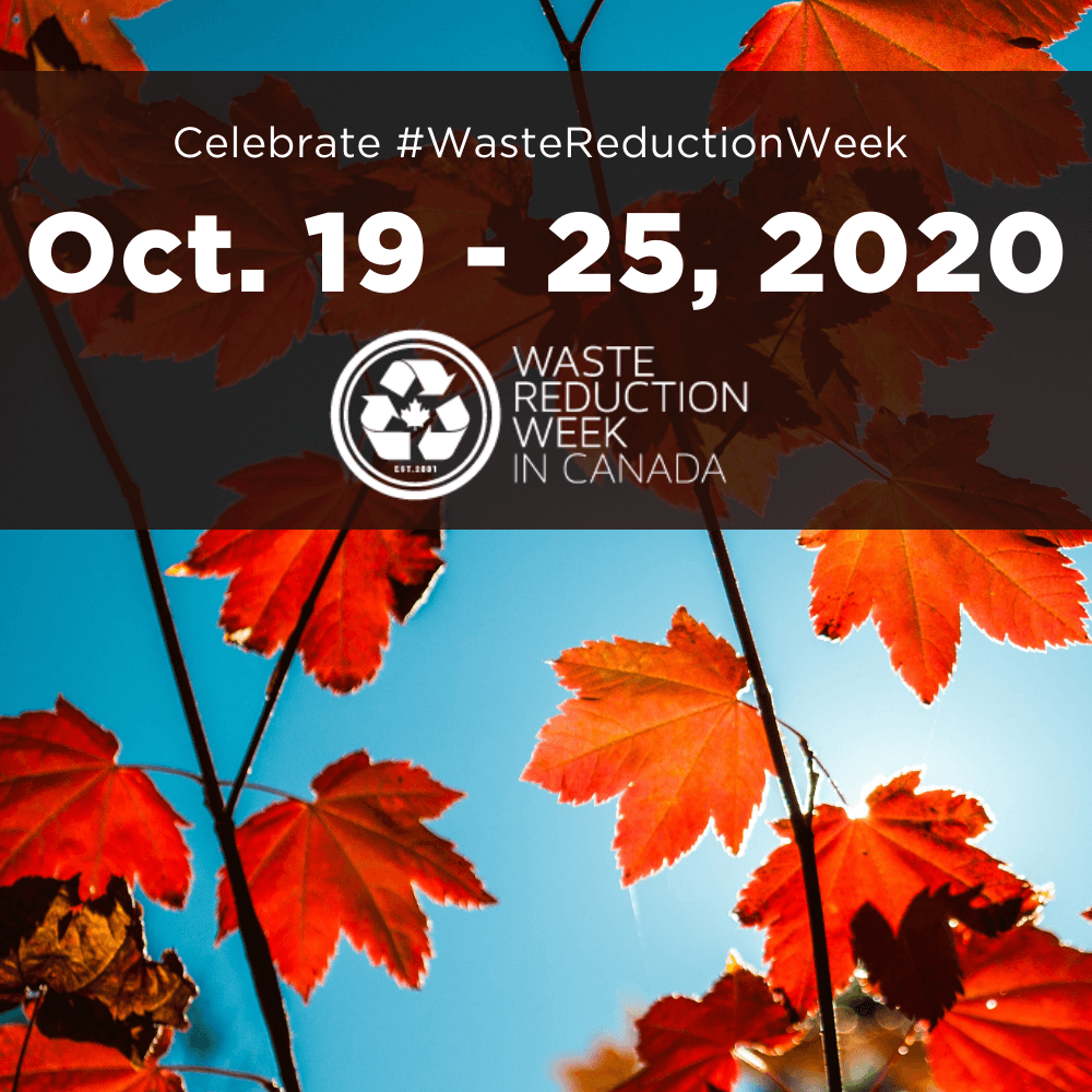 Celebrate Waste Reduction Week with the ReStore!