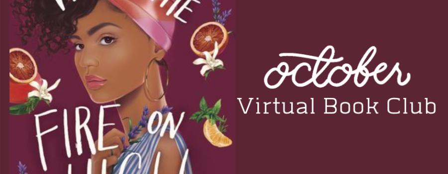 Pelham Public Library: October Virtual Book Club