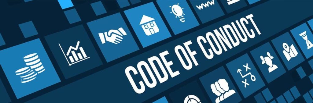 Council passes Public Code of Conduct