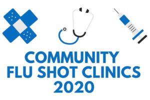 BE A FLU FIGHTER: Get the influenza vaccine