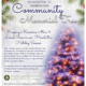 Community Memorial Tree