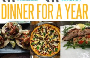 Dinner for a Year Raffle