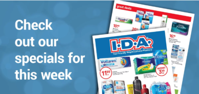 Boggio Family of Pharmacies: Shop Local and SAVE!