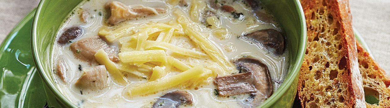 Sobeys Recipe Corner: 3 Ingredient Soup
