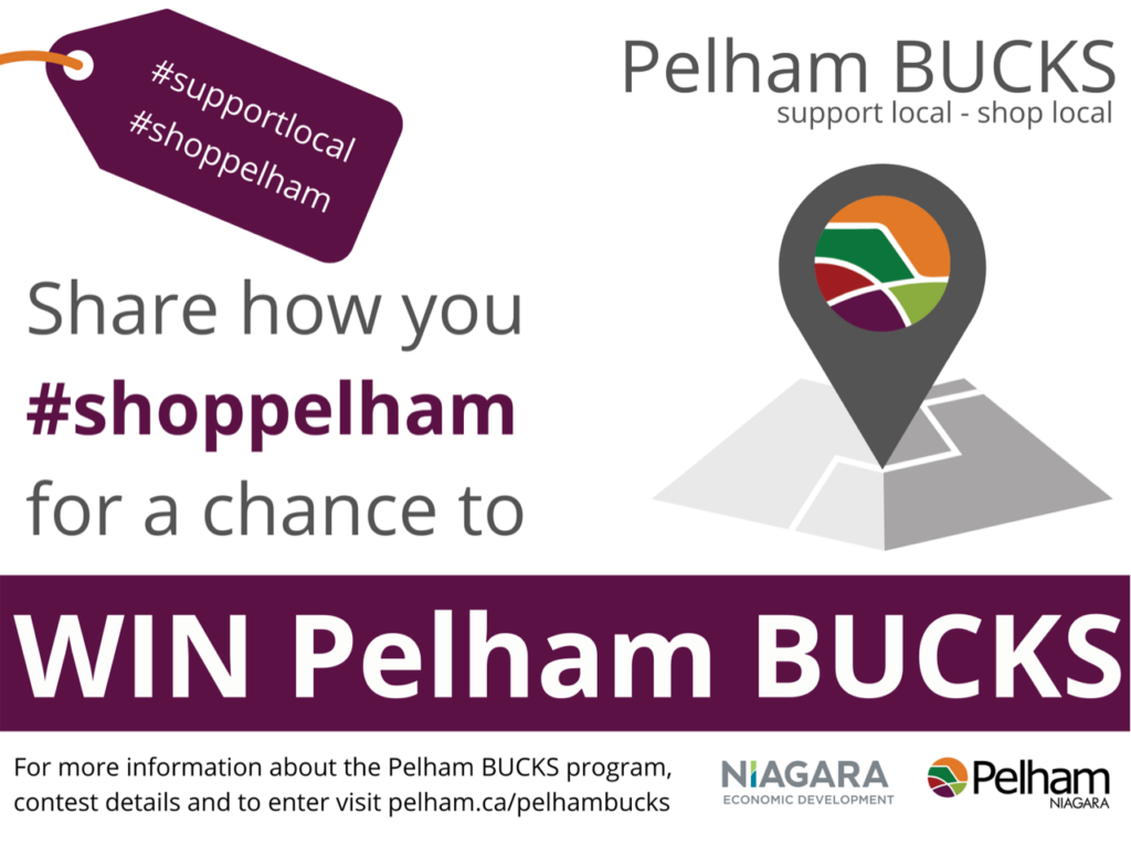 Last Chance to Enter to Win! Share How You #ShopPelham