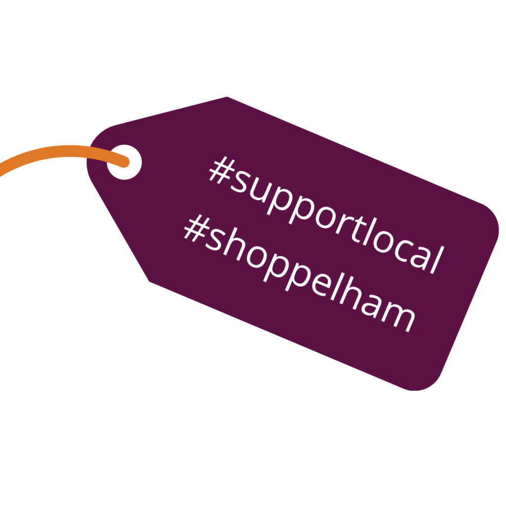 Pelham BUCKS initiative encourages residents to share their 'Shop Local' experience