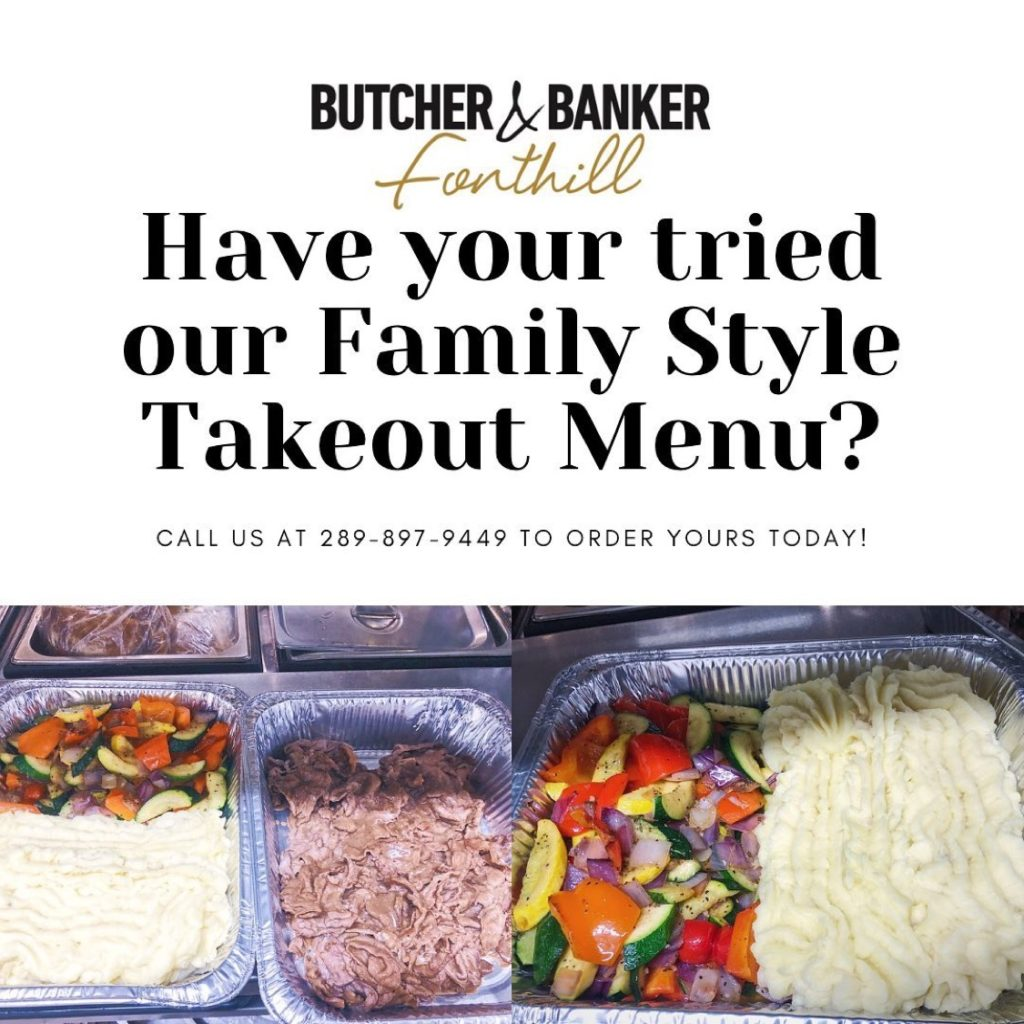 Family Style Takeout