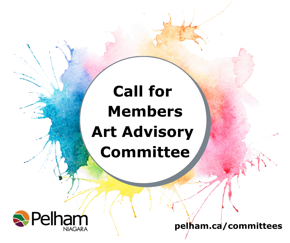 Call for Art Advisory Committee Members