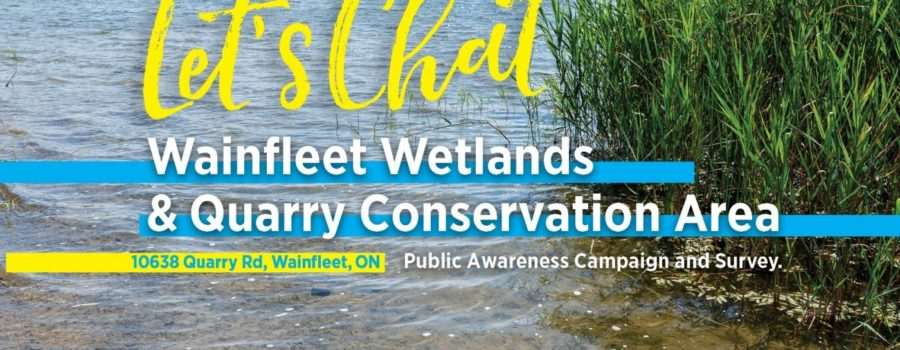 NPCA & Township Of Wainfleet Launch Public Awareness Campaign