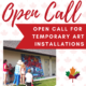 Canada Day 2021 – Open Call for Temporary Outdoor Art Installations