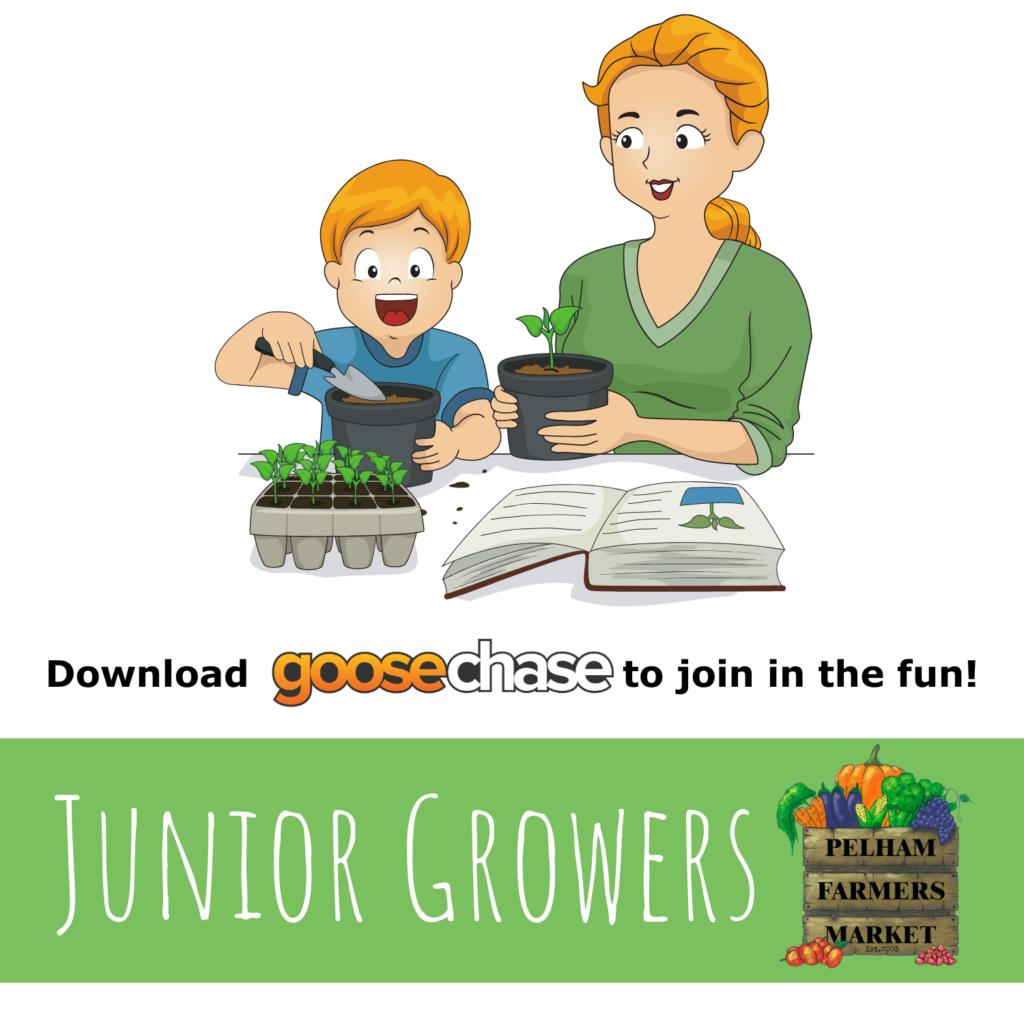 Farmers Market Junior Growers
