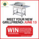 Louisiana Grill Raffle