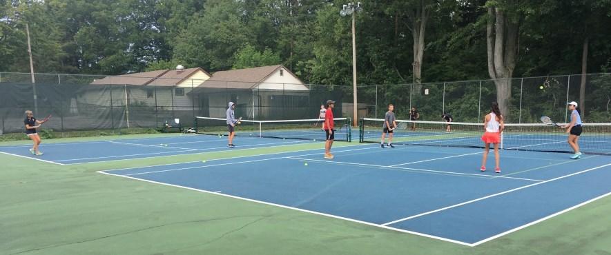 Centennial Park Outdoor Courts