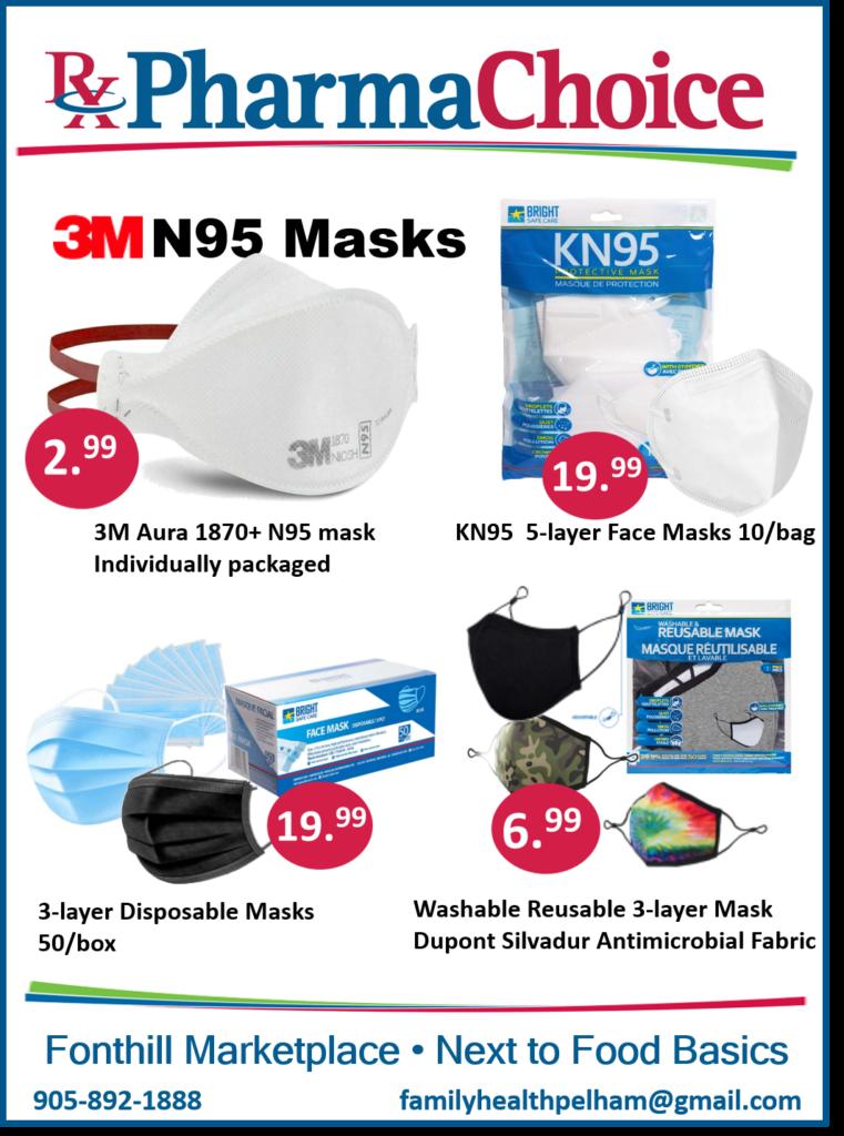 Save on Masks