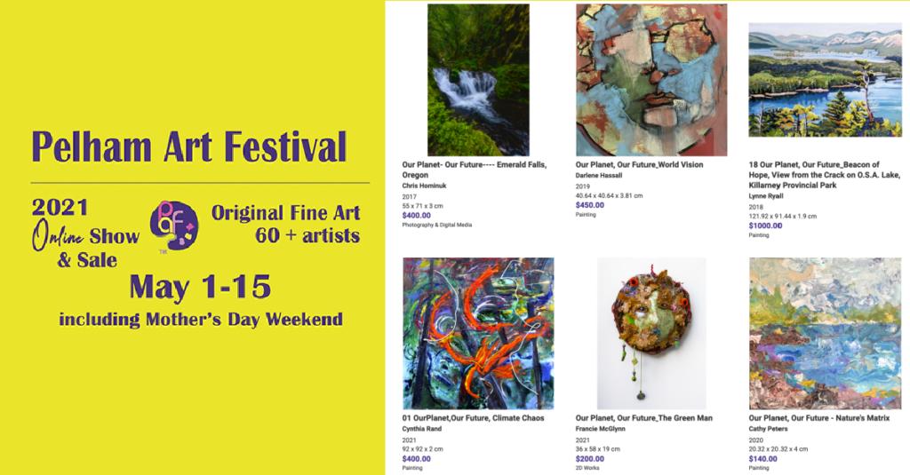 Pelham Art Festival Scavenger Hut – Join in the Family Fun!
