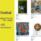 Pelham Art Festival Scavenger Hut – Join in the Family Fun!