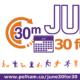 Join in Pelham's June 30 for 30 Challenge!