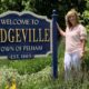 Lise Daniel this month's recipient of Beautification Committee's Thank You campaign